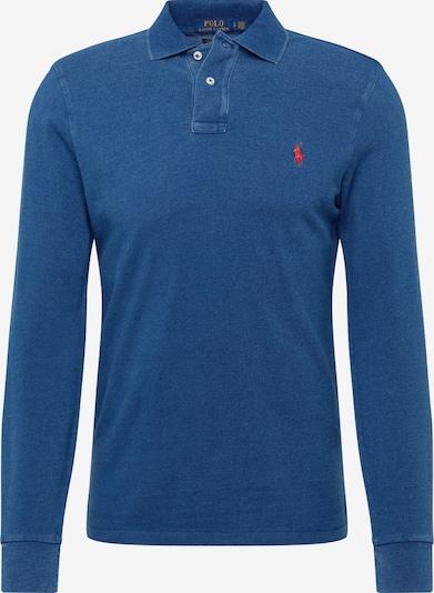 POLO RALPH LAUREN T-Shirt 'LSKCCMSLM2' en bleu, Vue avec produit