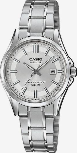 CASIO Uhr »LTS-100D-7AVEF« in silber, Produktansicht