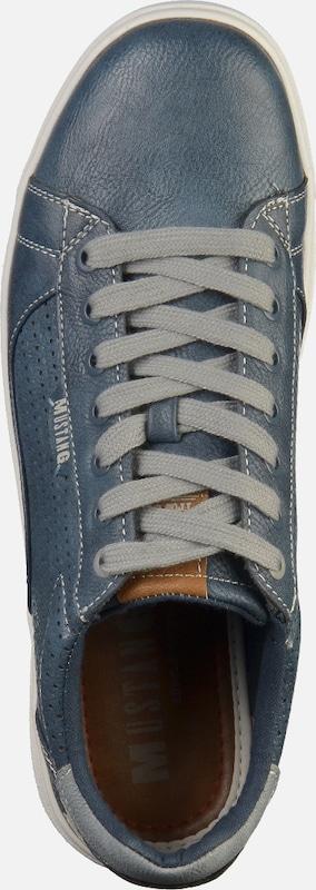 MUSTANG Sneaker Verschleißfeste billige Schuhe Hohe Qualität