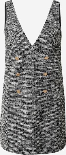 EDITED Šaty 'Danielle' - černá / bílá, Produkt