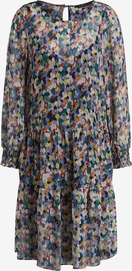Rochie tip bluză SET pe nud / marine / opal / albastru porumbel / petrol / jad / roze / roșu deschis / alb, Vizualizare produs