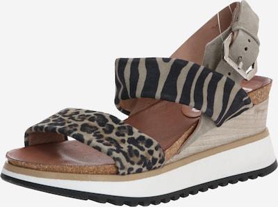 MJUS Remienkové sandále 'TARDE' - kaki / čierna, Produkt