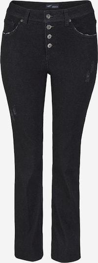 ARIZONA Bootcut-Jeans in schwarz, Produktansicht