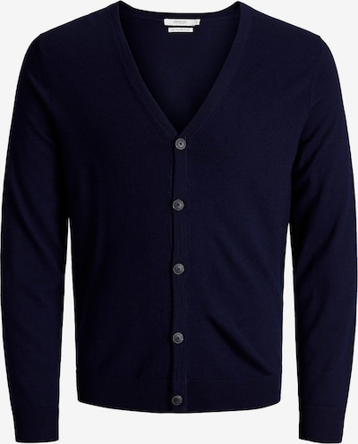 JACK & JONES Strickjacke in navy, Produktansicht