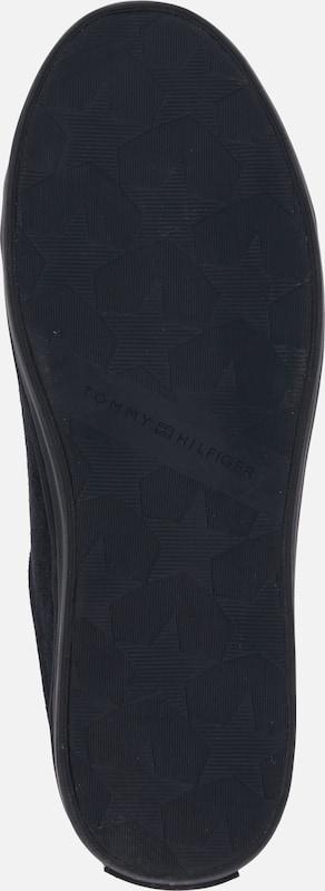 TOMMY HILFIGER Sneaker Niedrig Reißverschluss mit Reißverschluss Niedrig seitlich 6033a9