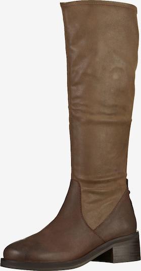 SPM Stiefel in braun / dunkelbraun, Produktansicht