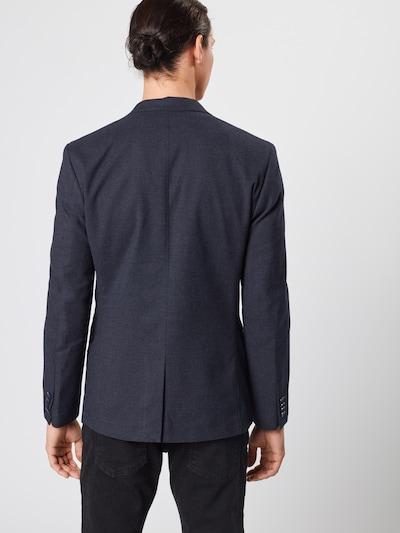 TOM TAILOR Veste de costume en bleu: Vue de dos