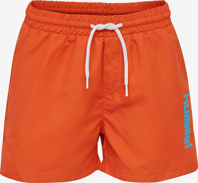 Hummel Badeshorts 'Bondi' in orange, Produktansicht