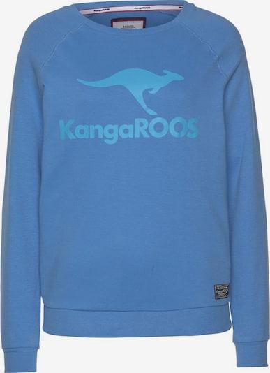 KangaROOS Sweater in blau, Produktansicht