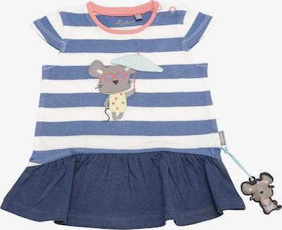 SIGIKID Kleid in marine / rosa / weiß, Produktansicht