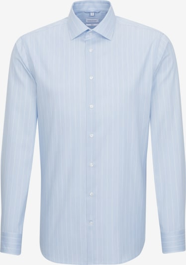 SEIDENSTICKER Chemise business ' Slim ' en bleu, Vue avec produit