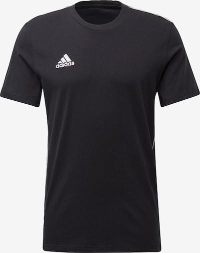 ADIDAS PERFORMANCE Shirt 'Core 18' in schwarz, Produktansicht