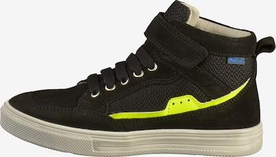 RICHTER Sneaker in kiwi / schwarz, Produktansicht