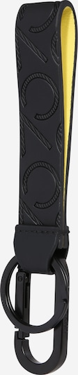 Calvin Klein Schlüsselanhänger in schwarz, Produktansicht