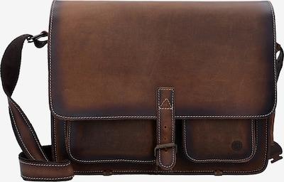 GREENBURRY Posttasche in braun, Produktansicht