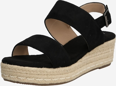 ABOUT YOU Sandal 'Lynn' i svart, Produktvy