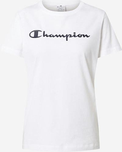 Champion Authentic Athletic Apparel Shirt in schwarz / weiß, Produktansicht