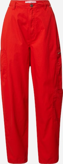 Pepe Jeans Bikses 'Dua Lipa AVRYL' sarkans, Preces skats