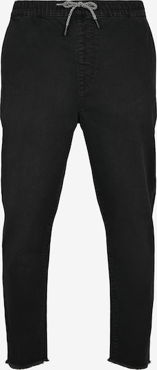 Urban Classics Jeans 'Denim Jogger' in black denim, Produktansicht