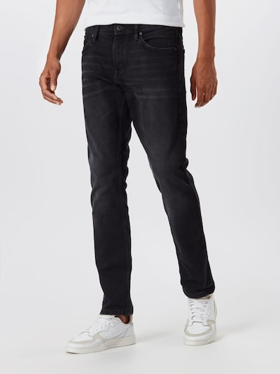 ESPRIT Jeans in black denim: Frontalansicht