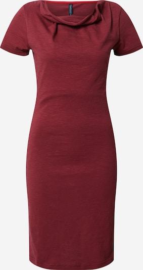 Tranquillo Kleid 'STINE' in rot, Produktansicht