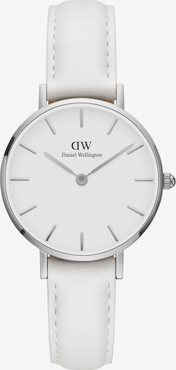 Daniel Wellington Uhr 'Bondi DW00100250' in silber / weiß, Produktansicht