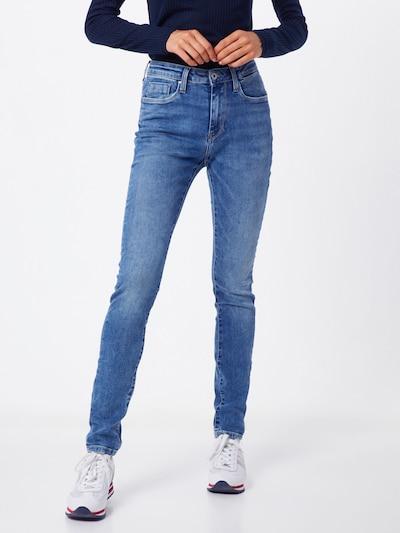 Džinsai 'Regent' iš Pepe Jeans , spalva - tamsiai (džinso) mėlyna: Vaizdas iš priekio