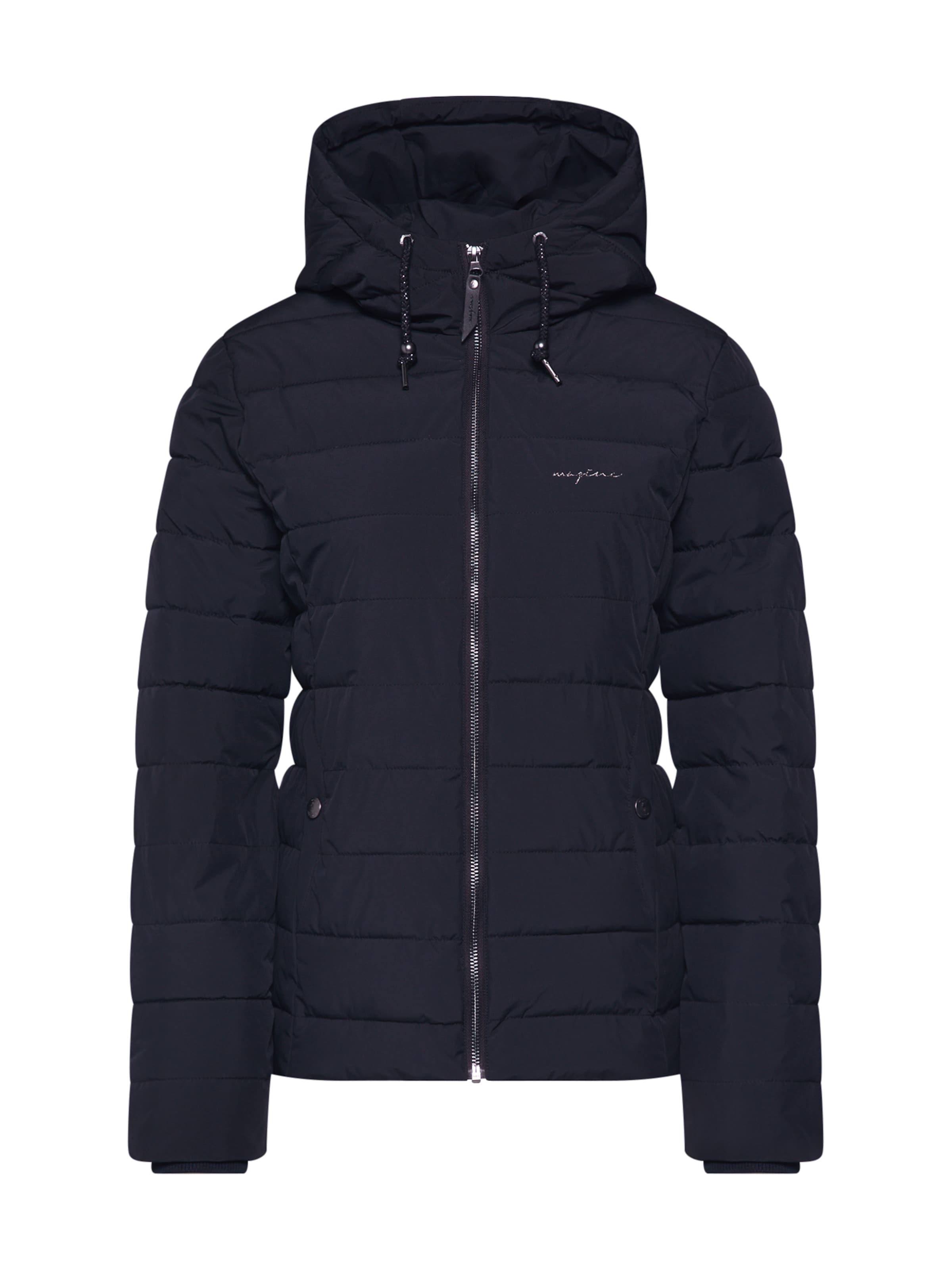 D'hiver D'hiver Veste Veste Noir Mazine En Mazine ChrsQtd
