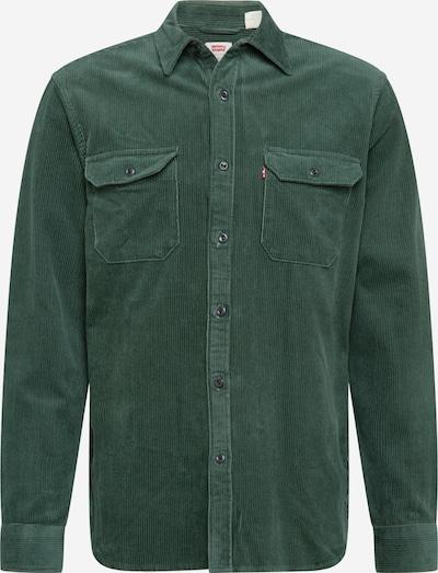 LEVI'S Hemd 'Jackson Worker' in grün, Produktansicht