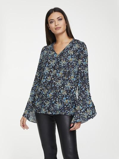 Bluză heine pe culori mixte, Vizualizare model