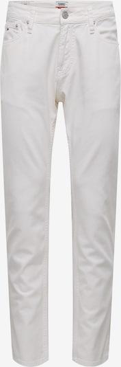 Tommy Jeans Jeans 'SCANTON HERITAGE MRWH' in de kleur White denim, Productweergave