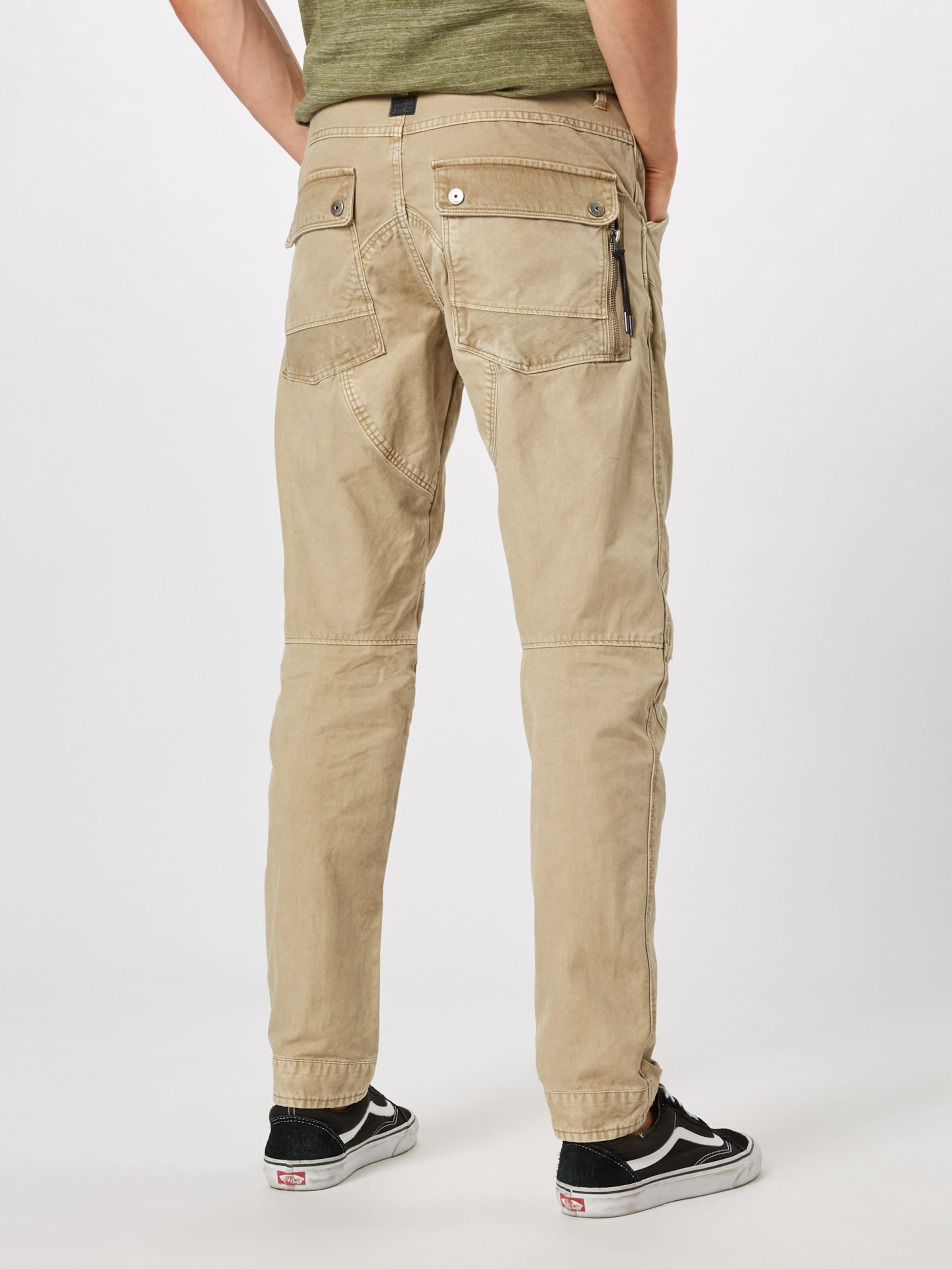 Khaki '5620 Pm Hose 3d Strike G star Straight In Tapered Coj' Raw m8n0vONw