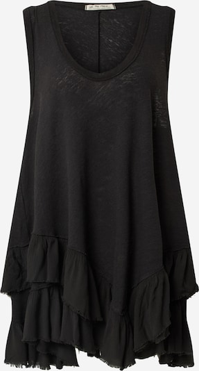 Free People Top 'SHIMMY SASHA' in schwarz, Produktansicht
