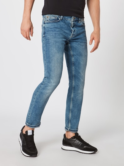 Only & Sons Teksapüksid 'onsLOOM LD LIGHT PK 2126 NOOS' sinine denim, Modellivaade
