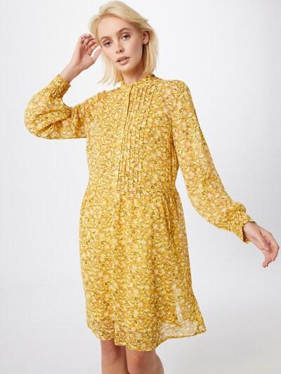 Part Two Kleid 'Temple DR' in gelb, Modelansicht
