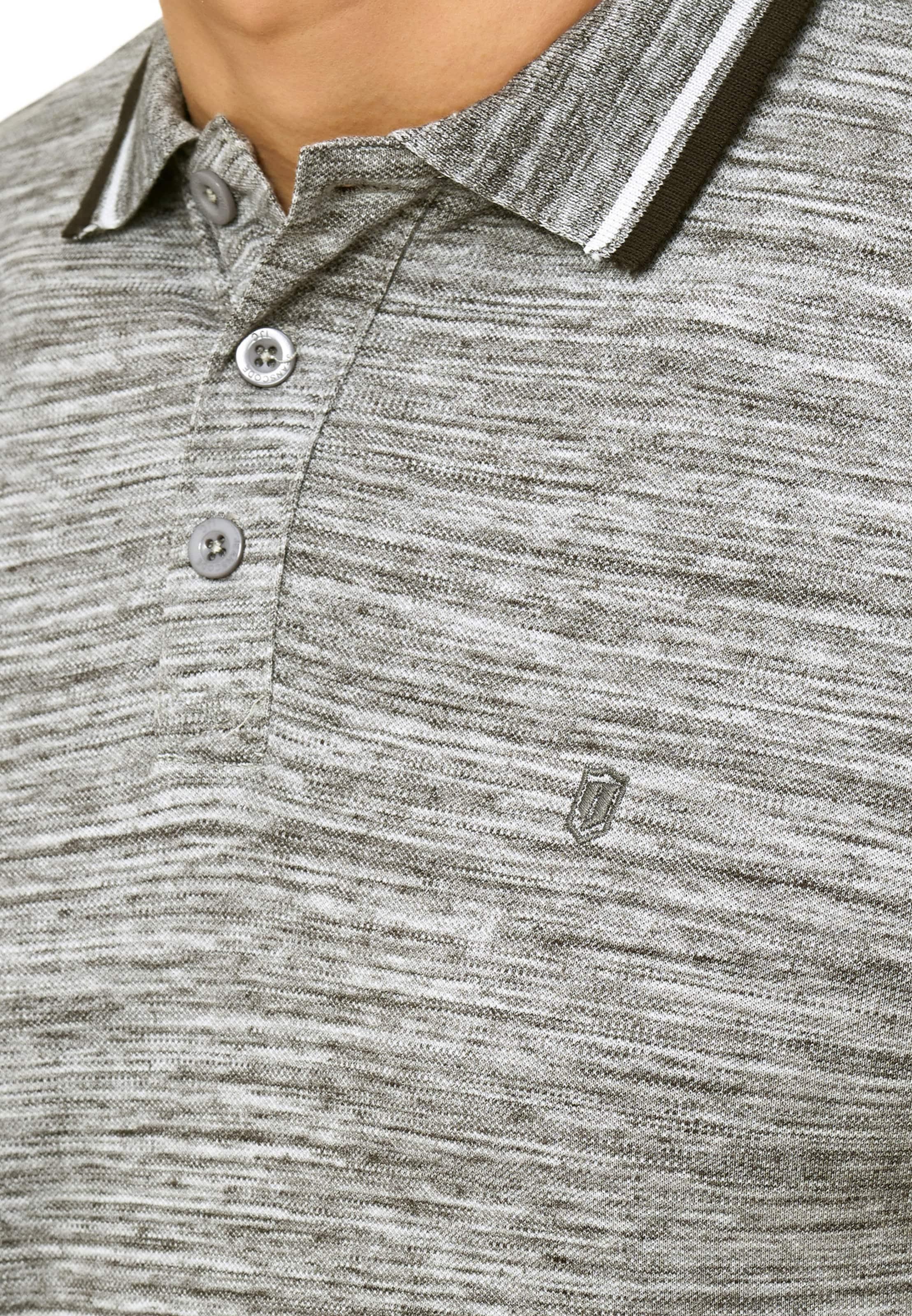 'noah' In Graumeliert Jeans Indicode Poloshirt nN0wyvm8O
