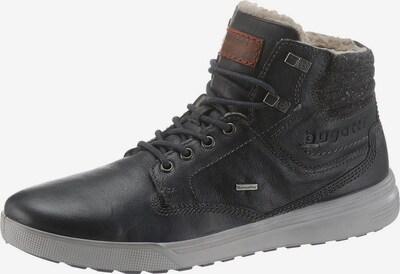 bugatti Sneaker in graphit / schwarz, Produktansicht