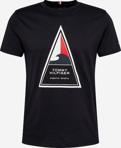 TOMMY HILFIGER Shirt 'TH COOL TRIANGLE' in dunkelblau, Produktansicht