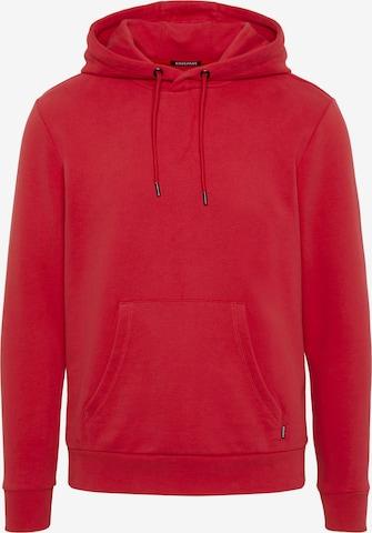 CHIEMSEE Sport sweatshirt i röd