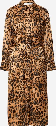 Copenhagen Muse Kleid 'CMGINA-SH-DR' in braun / schwarz, Produktansicht