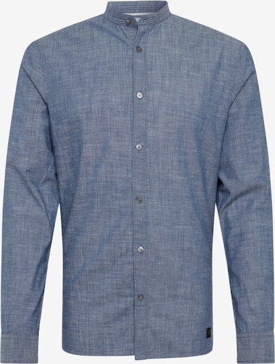 NOWADAYS Hemd in nachtblau, Produktansicht