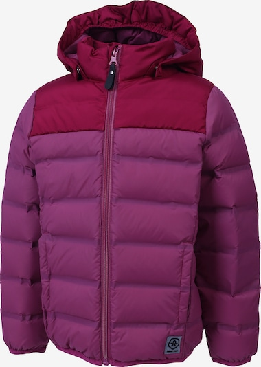 COLOR KIDS Jacke 'Sebbe' in pitaya / eosin, Produktansicht