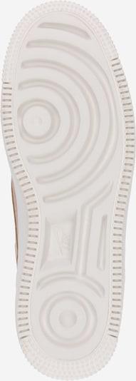 Nike Sportswear Sneaker 'Air Force 1 Sage' in rosa: Ansicht von unten
