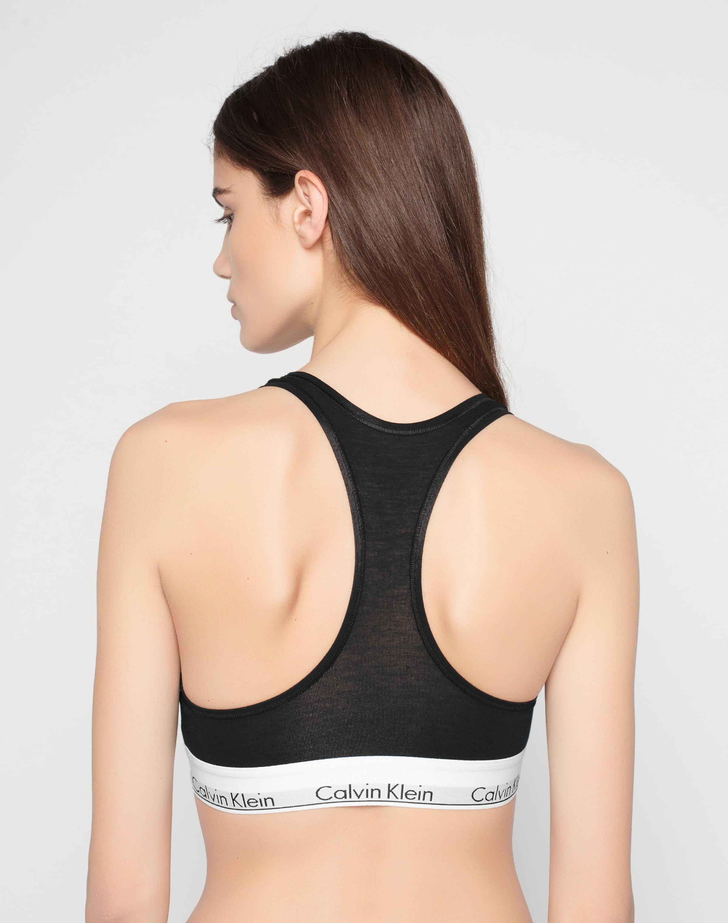 Calvin Klein underwear Bustier-Top mit Label-Bund Günstig Kaufen Manchester Großen Verkauf 5oRz7pzzRk