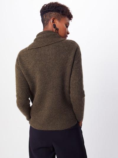 Megztinis iš ONLY , spalva - margai ruda: Vaizdas iš galinės pusės