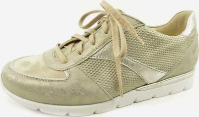 SEMLER Sneaker in ecru / silber, Produktansicht
