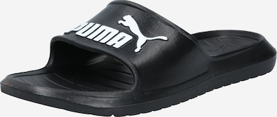 Flip-flops PUMA pe negru / alb, Vizualizare produs