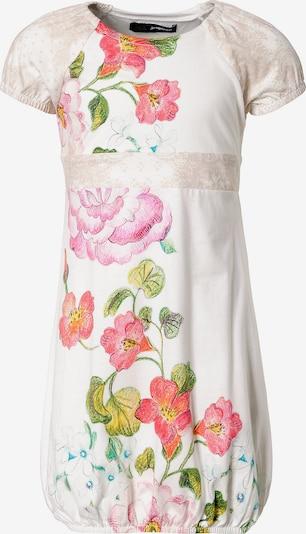 Desigual Jerseykleid in weiß, Produktansicht