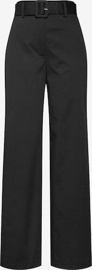 EDITED Pantalon 'Indra' en noir, Vue avec produit