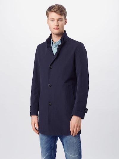 STRELLSON Manteau mi-saison '11 Richmond' en bleu, Vue avec modèle